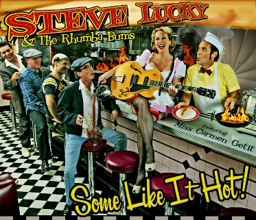 CD Cover: Come Out Swingin'